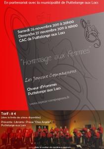 Affiche HAF