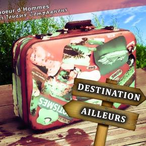 Le CD «Destination ailleurs» est arrivé à … Destination!