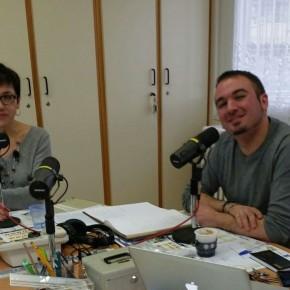 Promotion de l'album «Destination Ailleurs» sur RadioSaint-Nabor