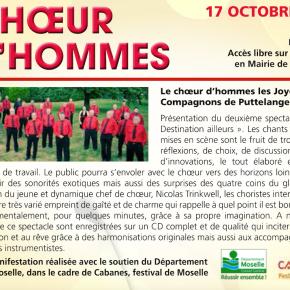 En concert au W de Woustviller le17/10/15