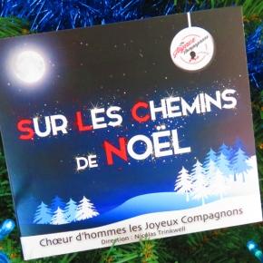 Le CD de Noël est arrivé!