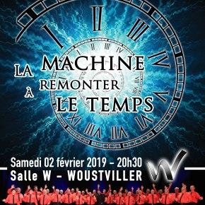 Au W de Woustviller le samedi 02 février à 20h30!